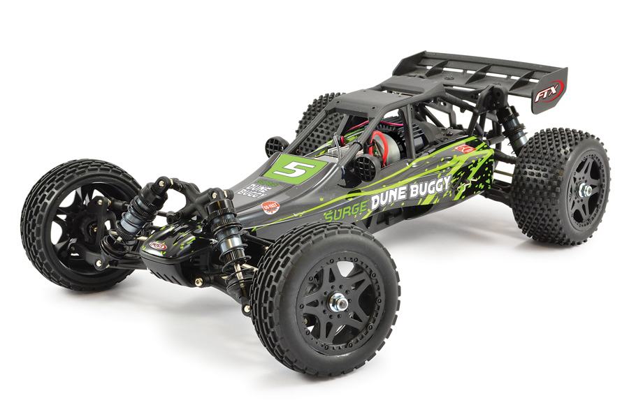 FTX SURGE 1/12 BRUSHED BUGGY READY-TO-RUN (GREEN)