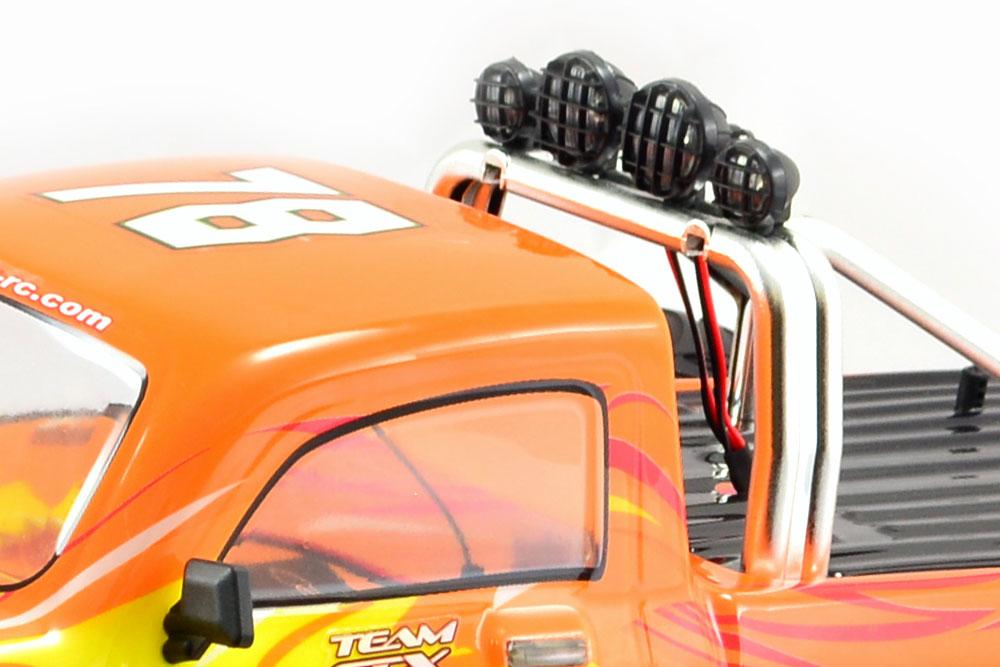FTX MIGHTY THUNDER 4WD RTR ALL-TERRAIN-MONSTER-TRUCK