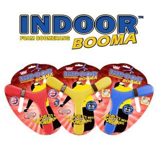 Indoor-Booma