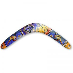 aboriginal boomerang LH