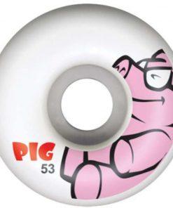 pig animal friends wheels