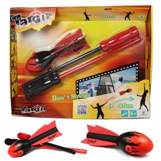 targit howling booster rocket & rod set.