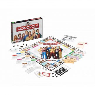 The Big Bang Theory Monopoly!