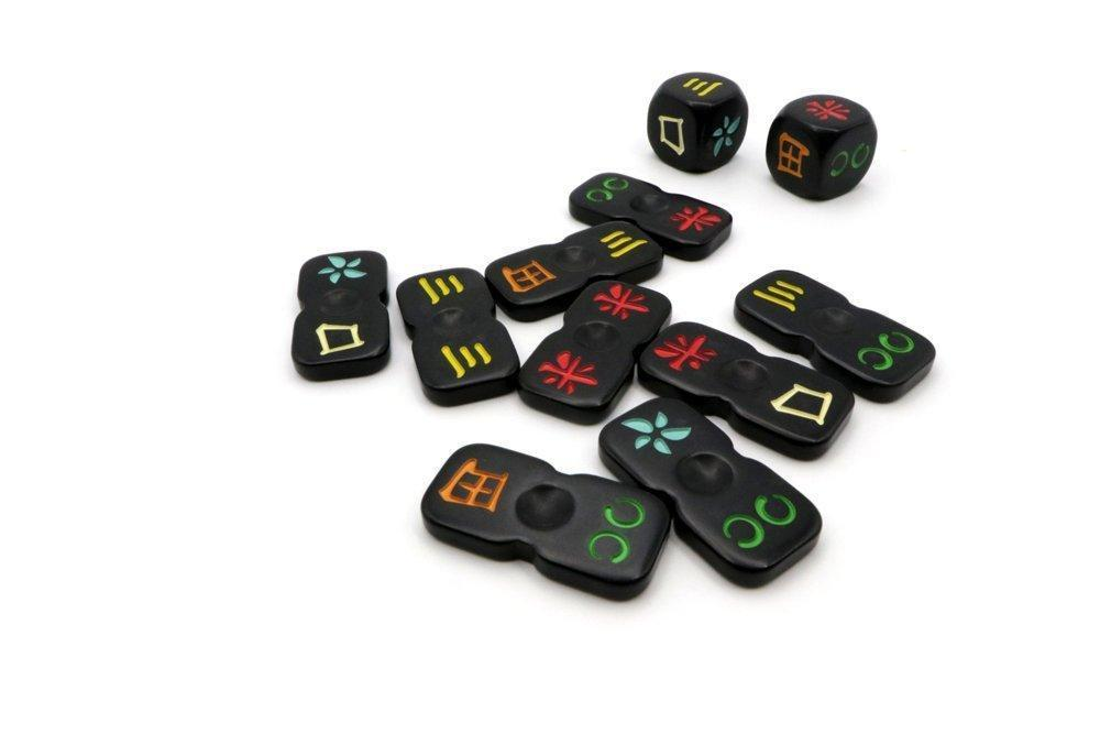 Cawfuku Stones and Dice from Cobra Paw