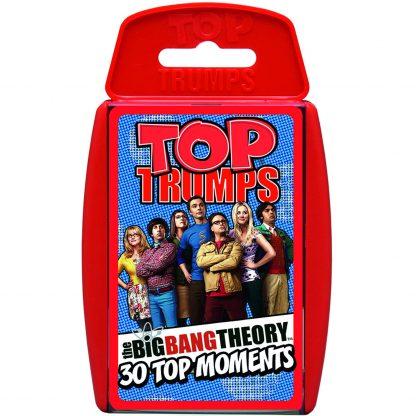 Big Bang Theory Top Trumps