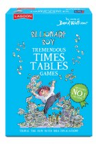 Billionaire Boy's Tremendous Times Tables Games