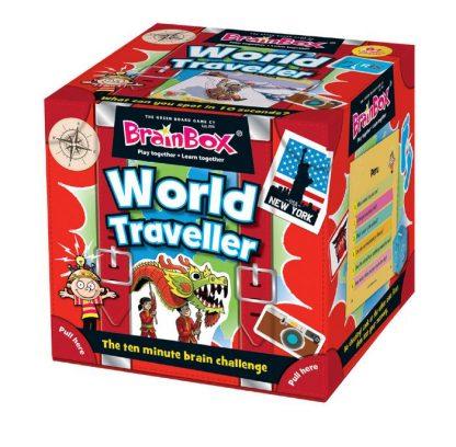 BrainBox World Traveller