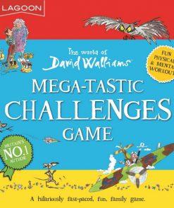 David Walliams' Mega-tastic Challenges Games