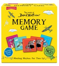 David Walliams' Memory Game