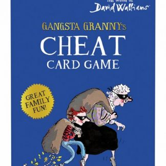 Gangsta Granny's Cheat Card Game