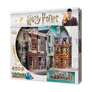 Harry Potter Diagon Alley 3D Puzzle