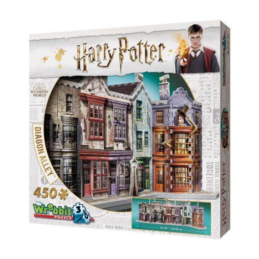 Harry Potter Diagon Alley 3D Puzzle