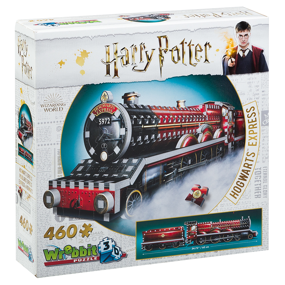 Harry Potter Hogwarts Express 3D Puzzle