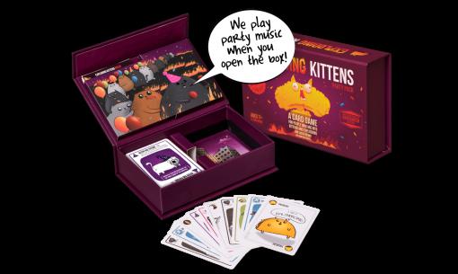 Exploding Kittens Party Pack 2