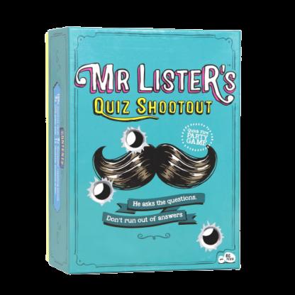 Mr Lister's Quiz Shootout.