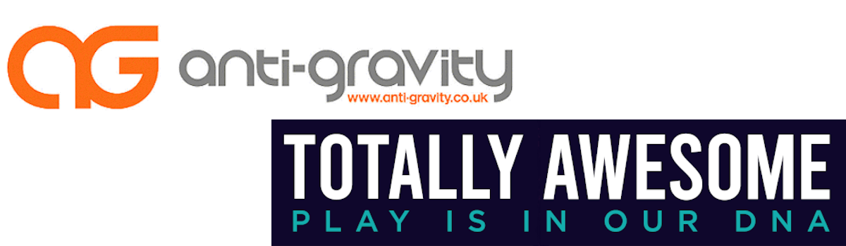 Anti Gravity is now Totally Awesome