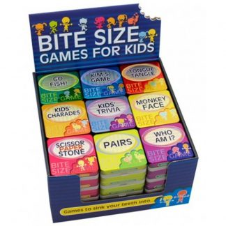 Bite size games
