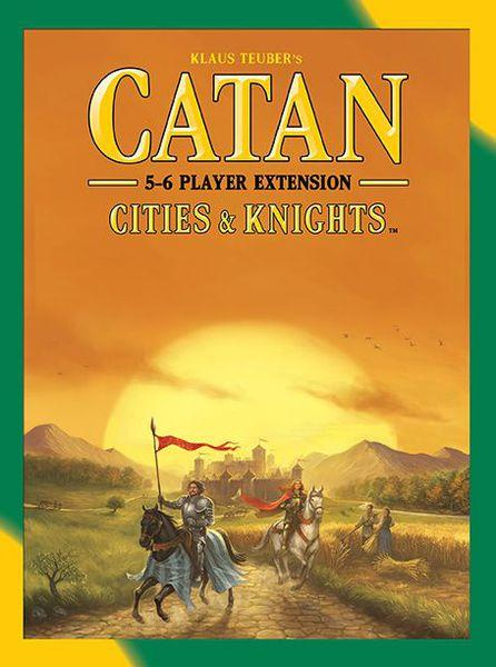 Catan Exp Cities and Knights