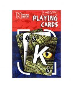 Dinosaur Playing Cards