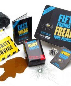 FiftyPrankstoFreakYourFriends