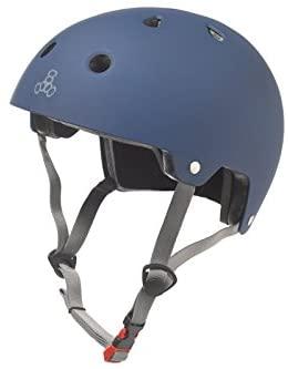 Triple 8 Brainsaver Helmet XS/S MATT BLUE