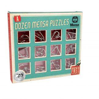 dozen mensa puzzles
