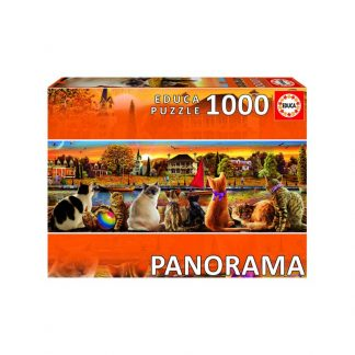educa-borras-cats-on-the-quay-1000-piece-panorama-jigsaw-puzzle