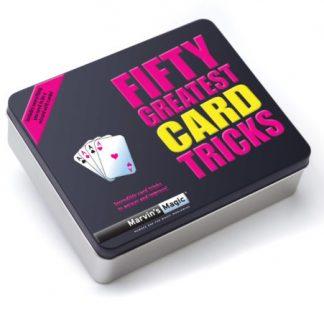 fifty card tricks