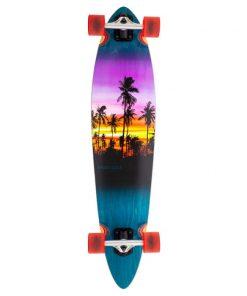 sunset longboard