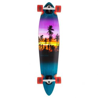 sunset longboard