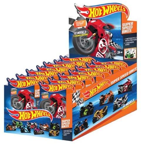 Hot Wings Super Speed Bike