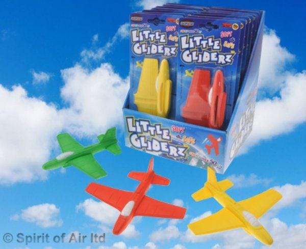 Little Wings Safe Foam Gliders