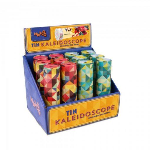Retro Tin Kaleidoscope
