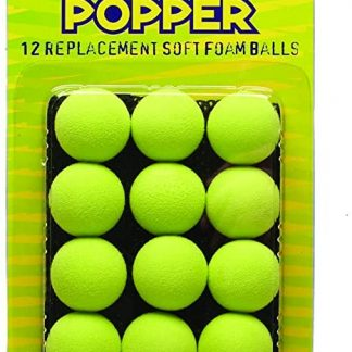 popper replacement foam balls