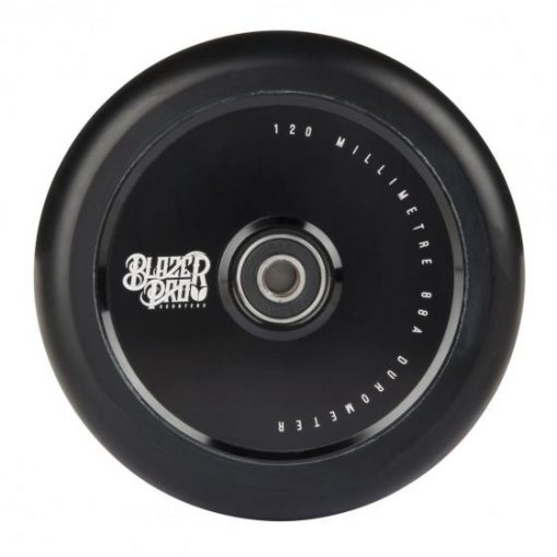 Blazer Pro Scooter Wheel Hollow 120mm Black