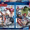 Marvel Mania 2 x 500 Piece