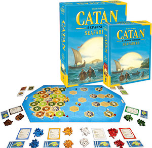 Seafarers Catan Expansion