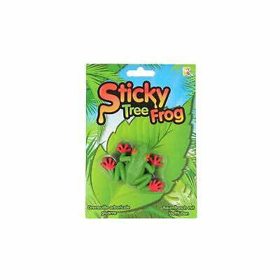 Sticky-Tree-Frog-Sticks-To-Wall-Pocket-Money