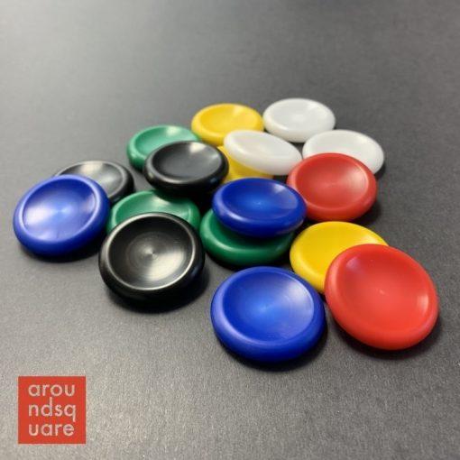 aroundsquare deadeye coin