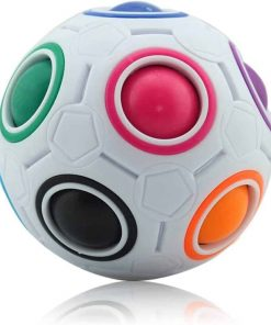 Football Shape Sensory Puzzle