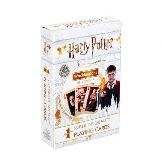 Harry Potter Waddingtons No.1 Playing Cards,