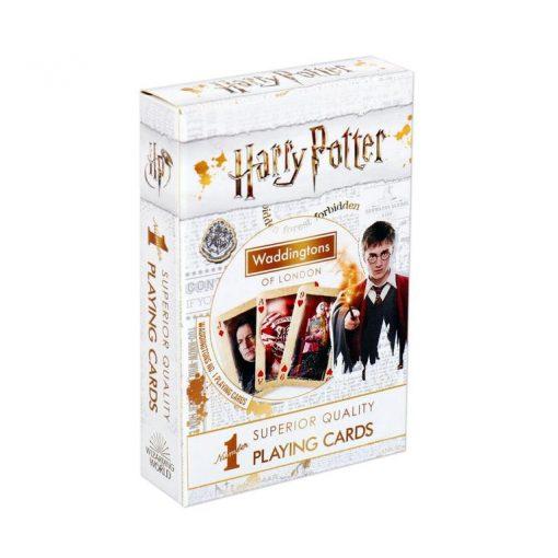 Harry Potter Waddingtons No.1 Playing Cards,