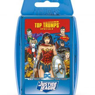 Top Trumps Specials - Justice League