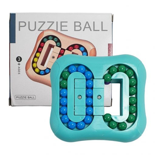 Double Sided D/Luxe Twin Bead Sensory Puzzle