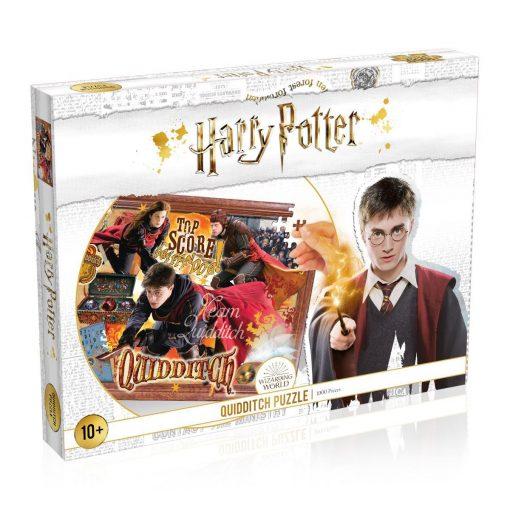 harry potter quidditch jigsaw 1000pc