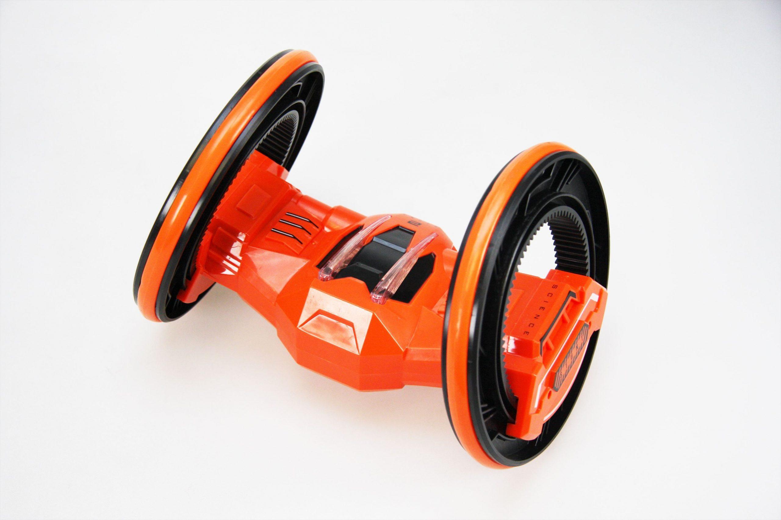 6 Channel Remote Control Stunt Car