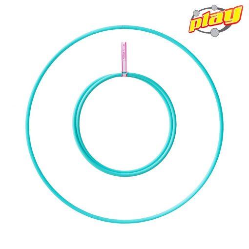 play naked hoop turq