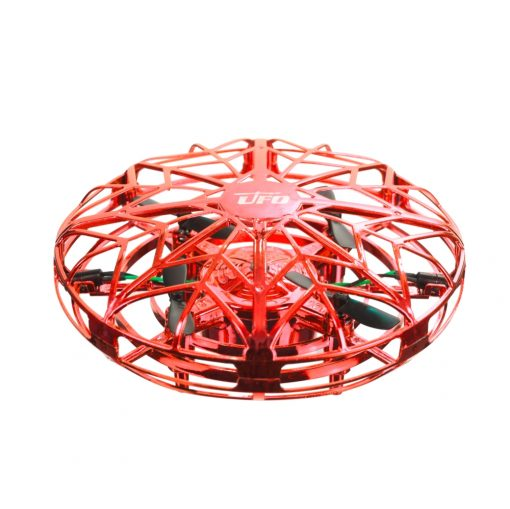 Induction UFO Drone - Red