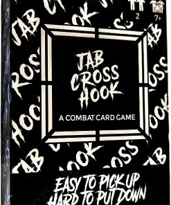 Jab Cross Hook