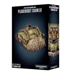 Plagueburst Crawler Death Guard Warhammer 40,000